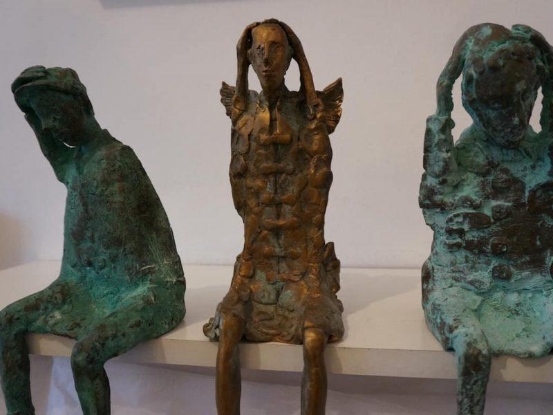 rzeźba galeria sztuki warszawa
